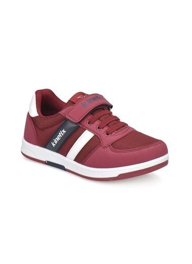 Kinetix Yürüyüş Ayakkabısı Bordo